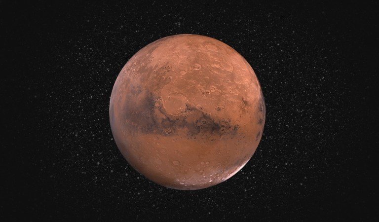 35 Interesting Facts About Mars