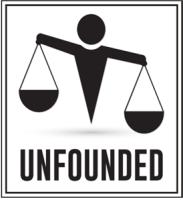Unfounded Logo