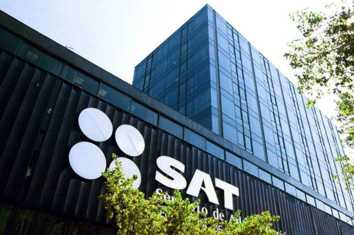 El SAT presenta el Informe Tributario y de Gestión del segundo trimestre de 2015