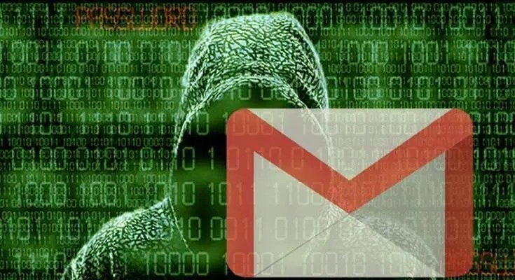 Hacker Google Mail Phishing