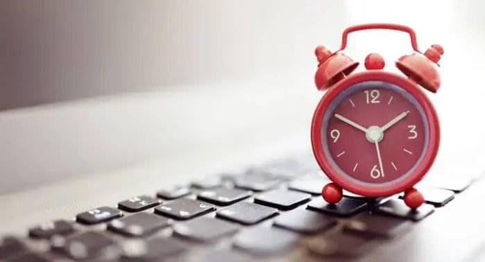 gestion-tiempo. blog F!