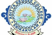 Aditya Degree College Jobs 2019 - Apply Online for Assistant Professors Posts