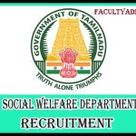 Department of Social Welfare Recruitment 2019