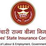 Employee's State Insurance Corporation Jobs