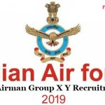IAF Recruitment 2019