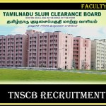 TNSCB Recruitment 2019