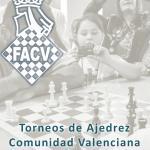 Cartel Torneo Comunidad Valenciana