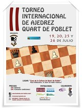 cartel torneo quart
