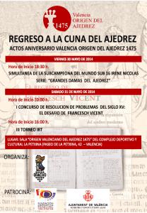 IRT VALENCIA ORIGEN DEL AJEDREZ