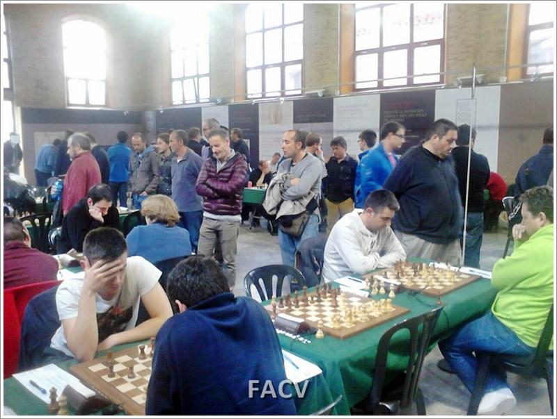 individual autonomico ajedrez