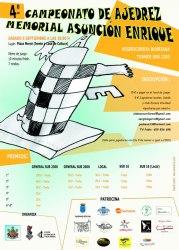 torneo ajedrez burriana