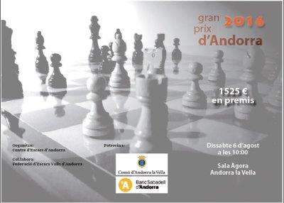 Andorra chess tournament