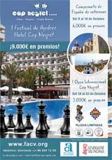 festival ajedrez hotel cap negret altea