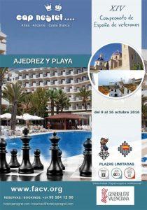 campeonato españa ajedrez veteranos