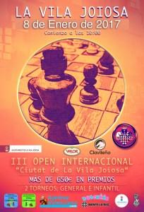 torneo ajedrez vila joiosa