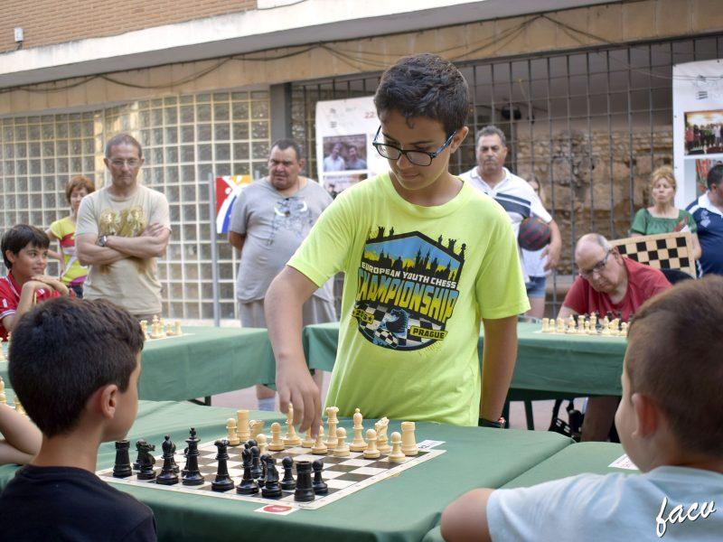 Marc Carbonell Club Ajedrez Silla