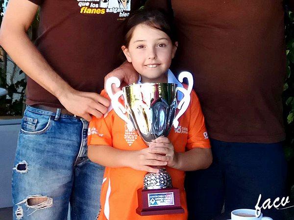 campeona españa femenina ajedrez