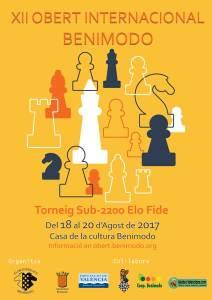 torneo ajedrez benimodo valencia