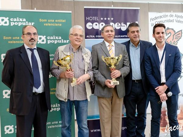 campeonato españa veteranos ajedrez 2017