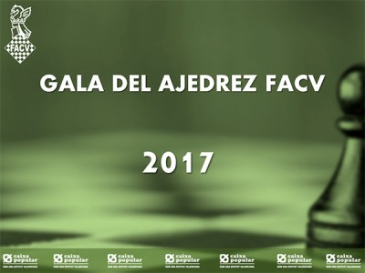 GALA AJEDREZ VALENCIANO 2017