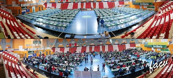 torneo ajedrez en Sagunto, Valencia
