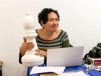 Patricia Claros ajedrez