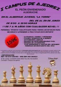 CAMPUS ALBORACHE @ Albergue juvenil La Torre | Alborache | España