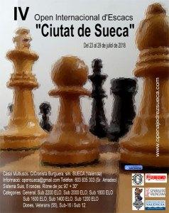 OPEN INT. SUECA @ Casal Multiusos de Sueca  | Sueca | Comunidad Valenciana | España