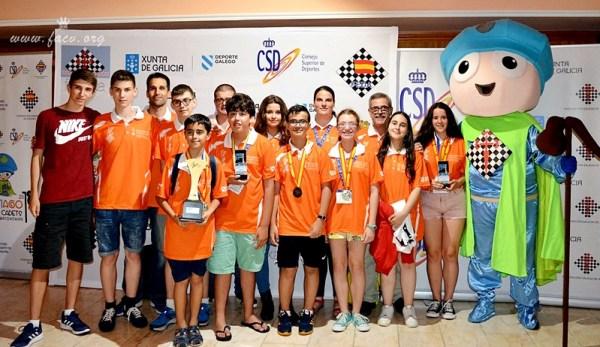 selección comunidad valenciana ajedrez