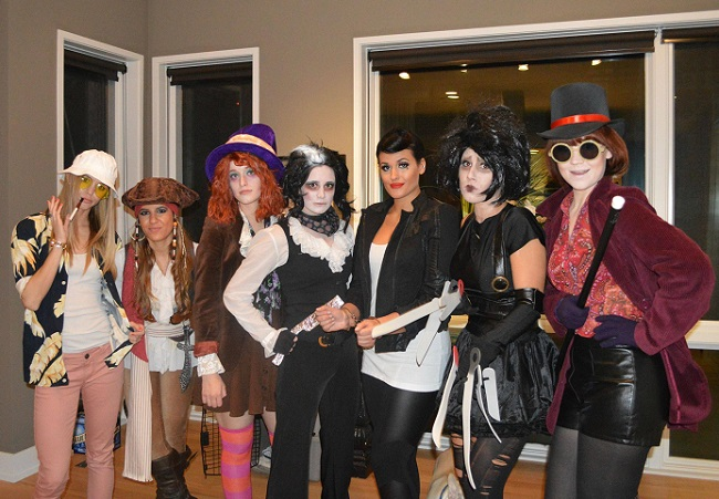 5 cool and unusual fancy dress party themes
