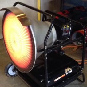 radiant-heater