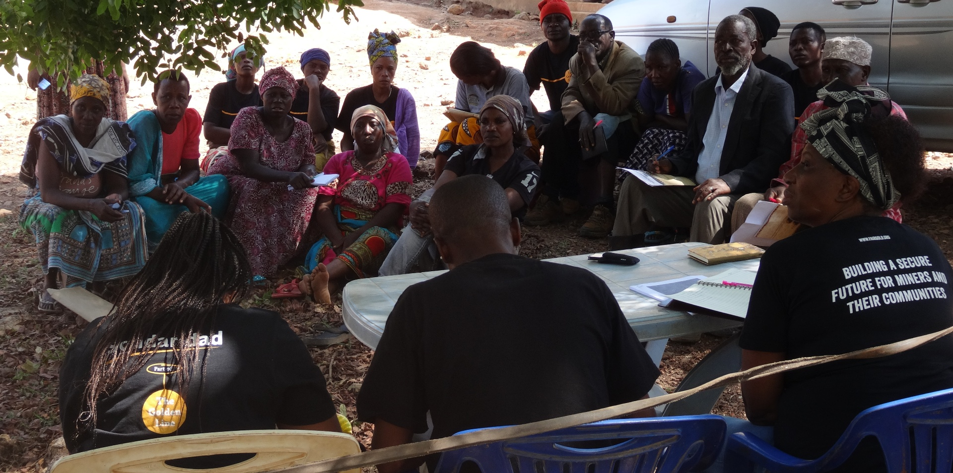 Stakeholders Engagement