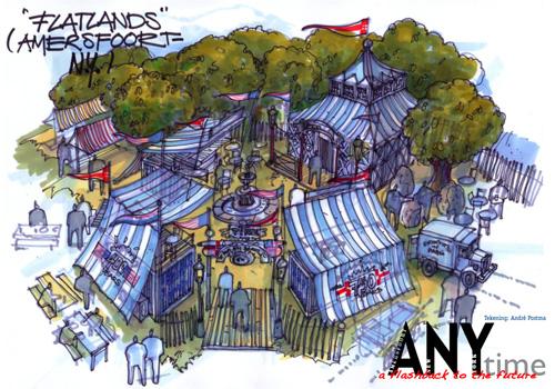 Flatlands Amersfoort - André Postma