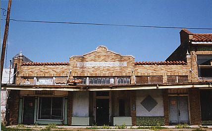 Aroy Building 1930 - Pt. Arthur, TX 1999