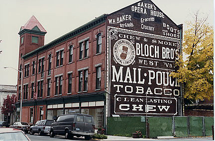Mail Pouch Tobacco - Dover, NJ 1991
