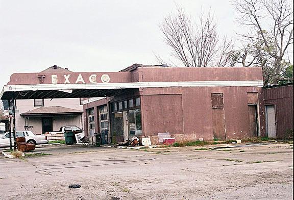 Texaco Station - Proctor Street