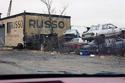 Russo Auto Wreckers, Elizabeth, NJ 1994