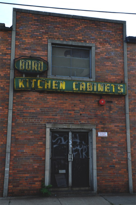 Boro kitchen cabinets bushwick brooklyn fading ad blog for Kitchen cabinets 3rd ave brooklyn