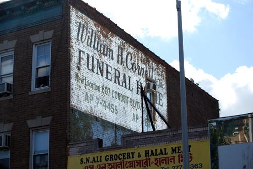 William H. Cornell Funeral Home - Liberty Avenue - Cityline - © Vincenzo Aiosa