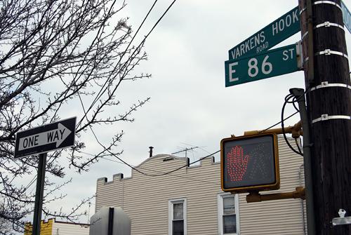 Varkens Hook Road @ Glenwood Road & East 86th Street