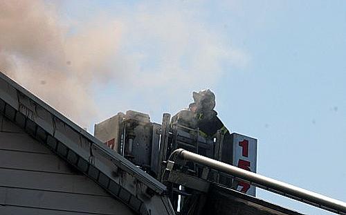 Glenwood House Fire - Arnold Duncan