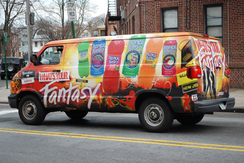 Fantasy Van