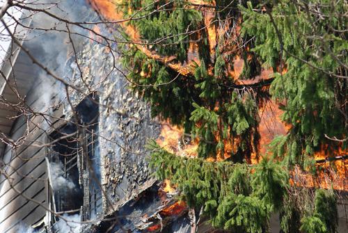 Glenwood House Fire