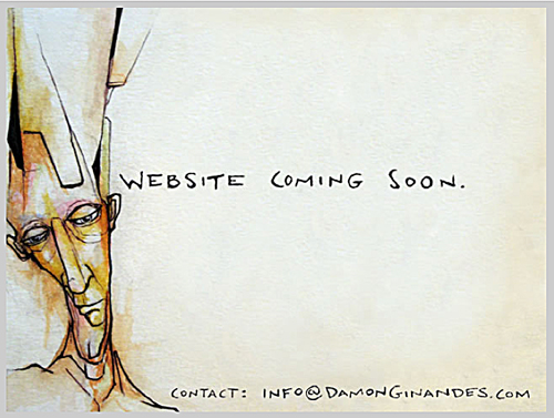 Damon Ginandes - Website Coming Soon - Columbia Street & Degraw
