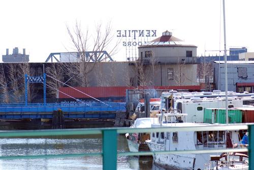 Union Street Bridge View of Gowanus