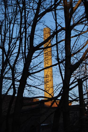 Interboro Brewing Company, Montgomery Street - Crown Hgts, Brooklyn