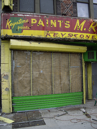 Keystone Paints - Coney Island Avenue, Brooklyn