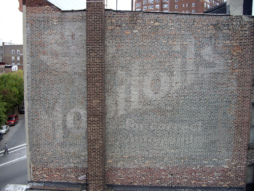 Mobil Oils, Flatbush Avenue - Brooklyn