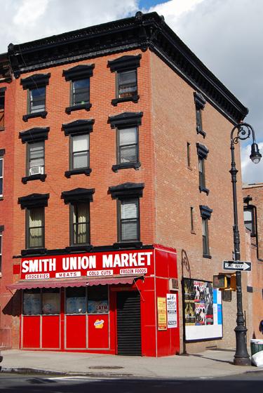 Smith Union Market - Carroll Gardens