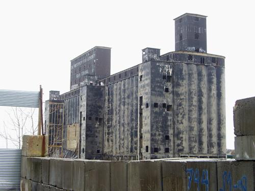 Grain Terminal - Red Hook, Brooklyn